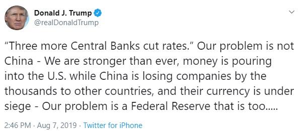Bitcoin Trump